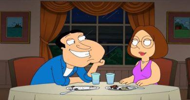 Смотреть 10 сезон 10 серию — Куагмир и Мэг — онлайн