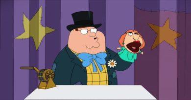 Смотреть 10 сезон 18 серию — Вы не сможете пустить это по телевидению, Питер — онлайн