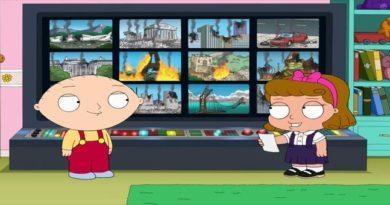 Смотреть 10 сезон 19 серию — Мистер и миссис Стьюи — онлайн