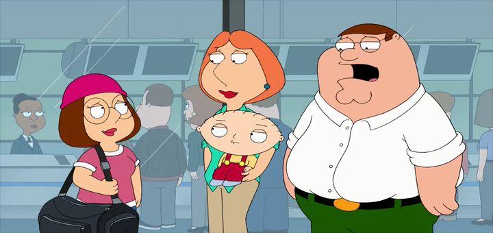 Смотреть 10 сезон 20 серию — Похищение Мэг — онлайн