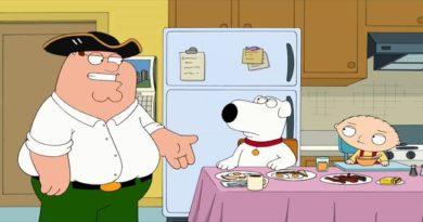 Смотреть 10 сезон 21 серию — Чаепитие Питера — онлайн
