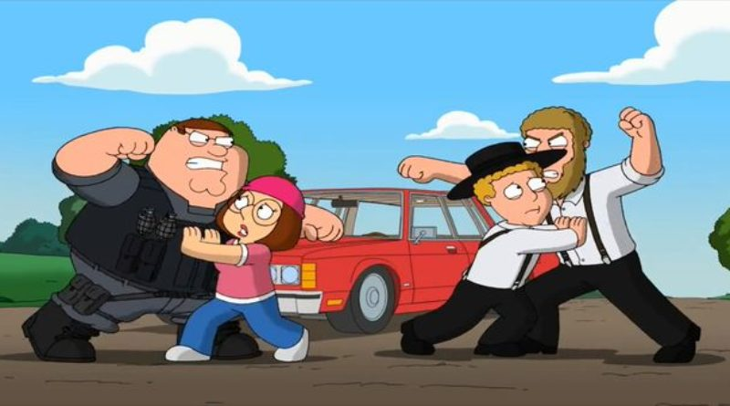 Смотреть 10 сезон 7 серию — Амишский парень — онлайн
