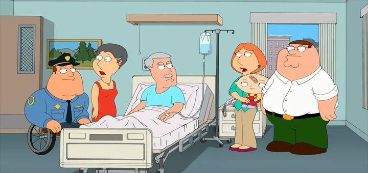 Смотреть 10 сезон 9 серию — Сварливый Старик — онлайн