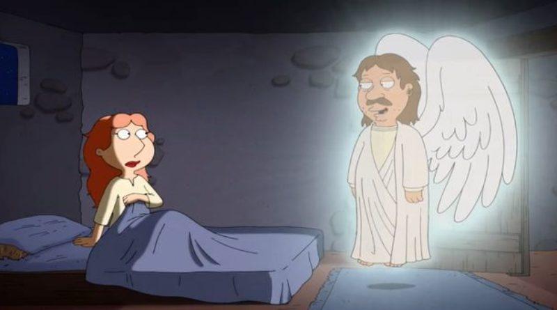 Смотреть 11 сезон 8 серию — Иисус, Мария и Иосиф! — онлайн