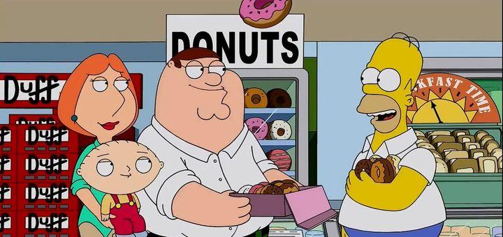 Смотреть 13 сезон 1 серию — Симпсоновский парень — онлайн