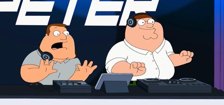 Смотреть 15 сезон 12 серию — Лейбл Питера — онлайн