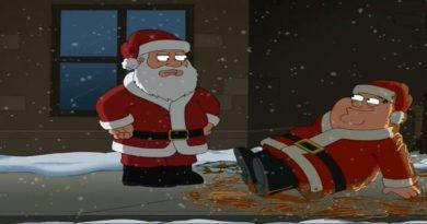 Смотреть 15 сезон 9 серию — Как Гриффин похитил Рождество — онлайн
