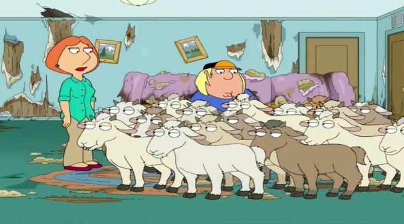 Смотреть 16 сезон 3 серию — Няня для коз — онлайн