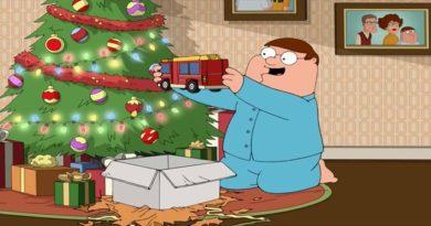 Смотреть 16 сезон 9 серию — Не будьте Диккенсом на рождество — онлайн