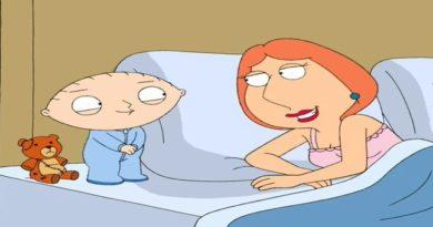 Смотреть 5 сезон 1 серию — Стьюи любит Лоис — онлайн