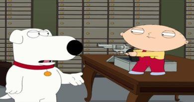 Смотреть 8 сезон 17 серию — Брайан и Стьюи — онлайн
