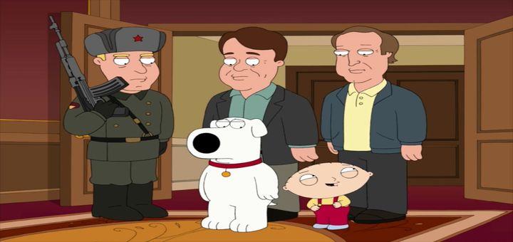 Смотреть 8 сезон 3 серию — Шпионы, напоминающие нас — онлайн