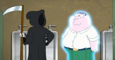 Смотреть 9 сезон 10 серию — Друзья Питера Г. — онлайн