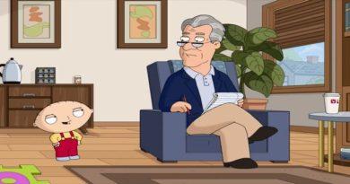 Смотреть 16 сезон 12 серию — Пригласите Стьюи, пожалуйста — онлайн