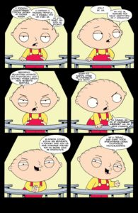 Комикс Гриффины 06
