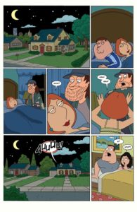 Комикс Гриффины 11