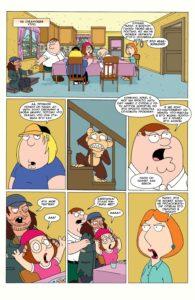 Комикс Гриффины 13