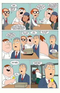 Комикс Гриффины 15