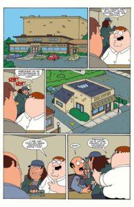 Комикс Гриффины 17