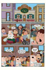 Комикс Гриффины 18