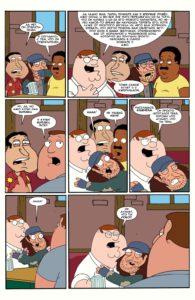 Комикс Гриффины 19