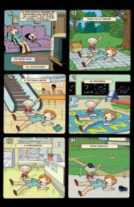 Комикс Гриффины 22