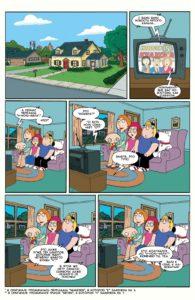 Комикс Гриффины 24