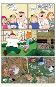 Комикс Гриффины 28