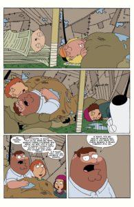 Комикс Гриффины 29