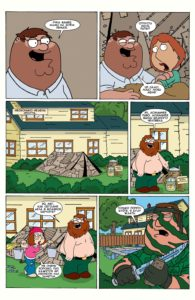 Комикс Гриффины 30