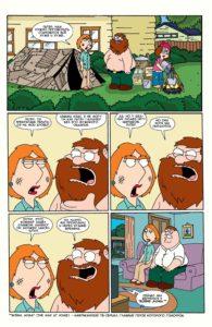 Комикс Гриффины 31
