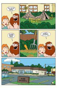 Комикс Гриффины 32