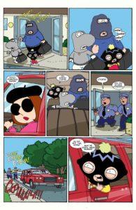 Комикс Гриффины 33