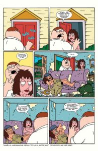 Комикс Гриффины 35