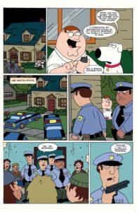 Комикс Гриффины 39