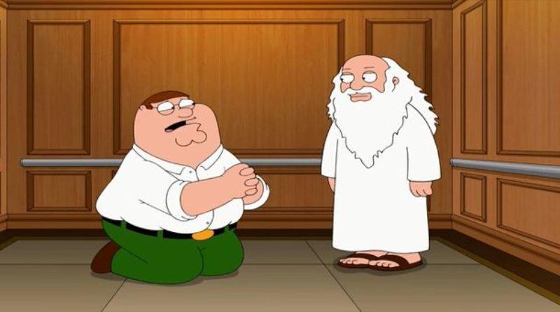 Смотреть 16 сезон 20 серию — Бог, ты там? Это - я, Питер — онлайн