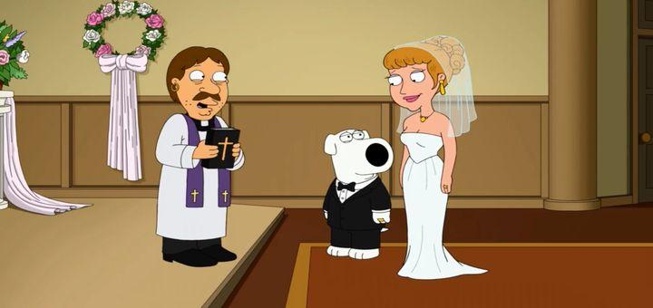 Смотреть 17 сезон 1 серию — В браке... с раком — онлайн