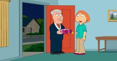 Смотреть 17 сезон 5 серию — Касательно Картера — онлайн