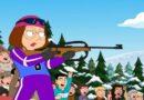 Смотреть 17 сезон 7 серию — Гриффины на зимних играх — онлайн