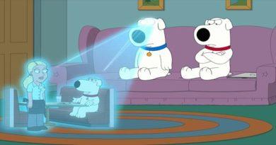 Смотреть 17 сезон 12 серию — Брай, робот — онлайн