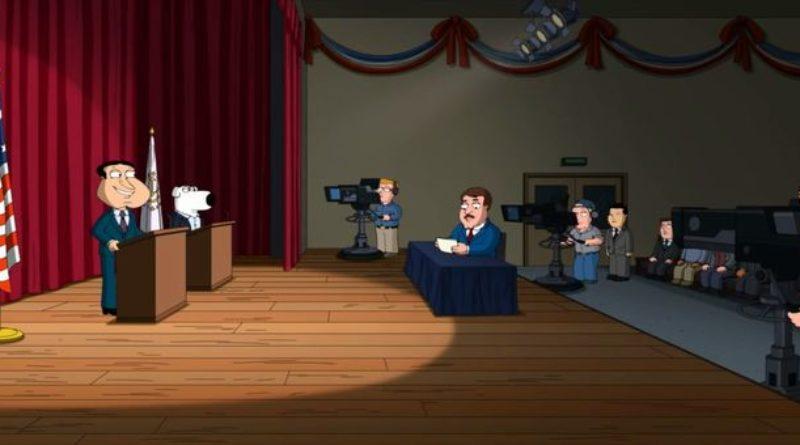 Смотреть 17 сезон 20 серию — Небесный Адам Вест — онлайн