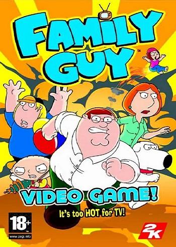 Игра для PSP — Гриффины Видеоигра!