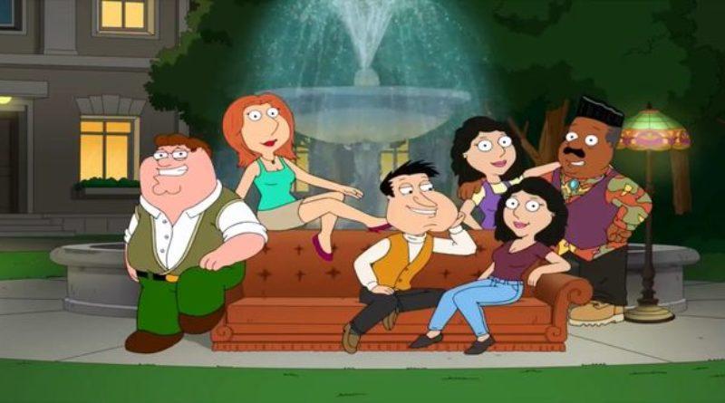 Смотреть 18 сезон 6 серию — Свадьба Питера и Лоис — онлайн