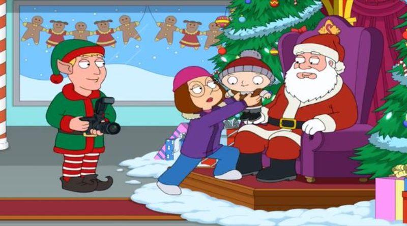 Смотреть 18 сезон 9 серию — Рождество наступает — онлайн