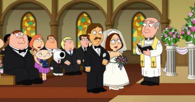 Смотреть 19 сезон 6 серию — Свадьба Мэг — онлайн