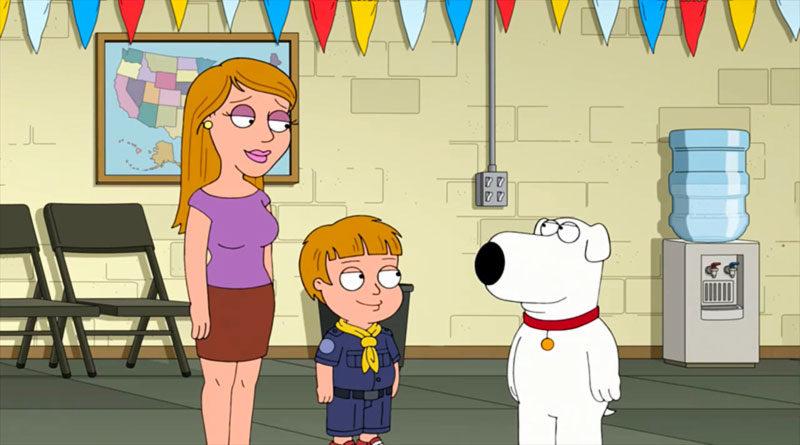 Смотреть 19 сезон 11 серию — Лучший друг мальчика — онлайн