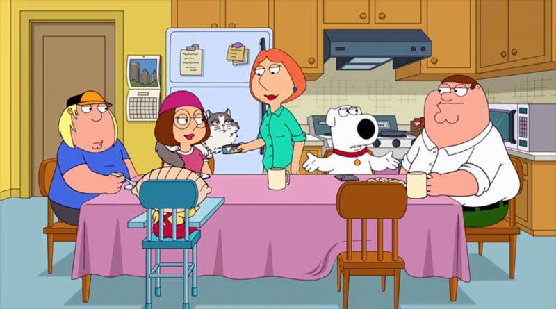Смотреть 19 сезон 19 серию — Семейный кот — онлайн